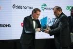Minstroy was awarded a special prize by the President of KRIB for overall contribution to the economy of Bulgaria