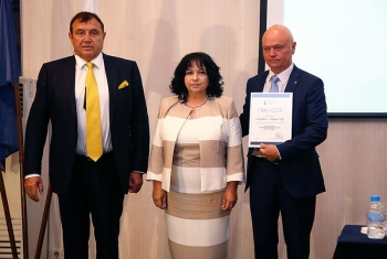 On August 18, 2019 in Sofia was held a National Celebration dedicated to the professional holiday of all employees in the extractive industry.