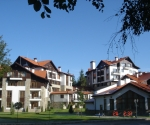 "Апартаментен комплекс Семирамида Гардън Боровец и СПА хотел ""Боровец Хилс"""