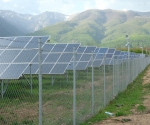 Photovoltaic Power Plant Forest–Gabarevo