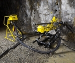 Exploratory drilling rig for underground operations – ATLAS COPCO DIAMEC 232