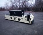 Mining locomotive - РАЛ-8А