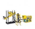 Exploratory drilling rig for underground operations – ATLAS COPCO DIAMEC 232