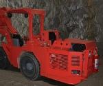 Diesel front loader(underground) – SANDVIK LH 201