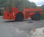 Минен камион - SANDVIK TH 315