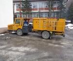 Специализиран автомобил за превоз на ГСМ - MINKA PAUS
